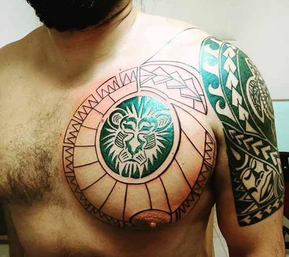 tatuaggio-maori-petto