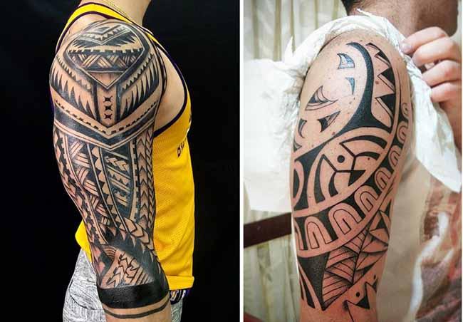 tatuaggio-maori-spalla